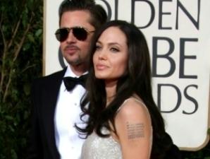 Gente Brad Pitt Angelina Jolie