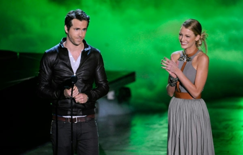 Kristen Stewart Ryan Reynolds on Ryan Reynolds E Blake Lively