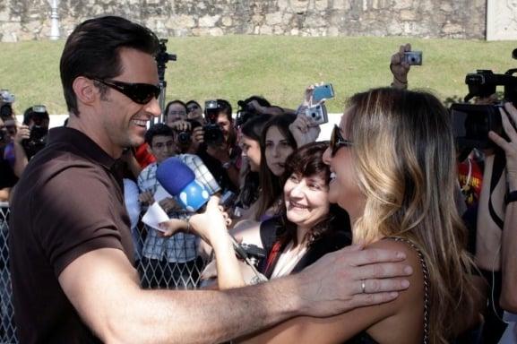Hugh Jackman Divulga 'Wolverine' no Brasil 3688380.hugh_jackman_e_sabrina_sato_1gente___fotos_384_577