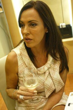 e985dbd23a0 Galeria - iG Gente - Andrea Funaro e Lucinha Mauro armam encontro da Bvlgari