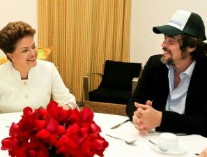 Benício Del Toro Dilma Rousseff