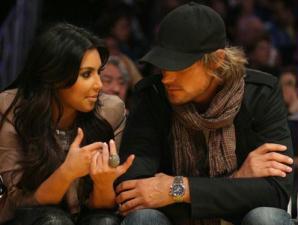 Gabriel Aubry e Kim Kardashian